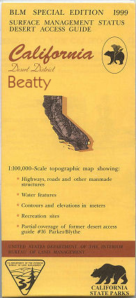 BLM: Beatty Map