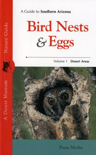 A Guide to Southern Arizona Bird Nests & Eggs