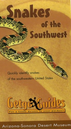Getgo Guide: Snakes of the Southwest