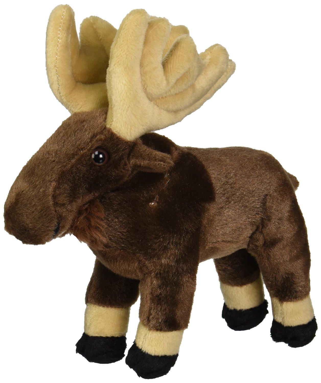 """Stuffed Animal: CK MINI MOOSE 8"""""""