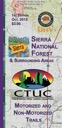 CTUC Map: Sierra National Forest