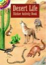 Desert Life Stickers
