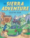 The Sierra Adventure Coloring Book: Featuring Yosemite National Park