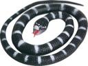 "Stuffed Animal: Rubber King Snake 26"""