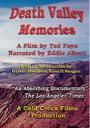 Death Valley Memories DVD
